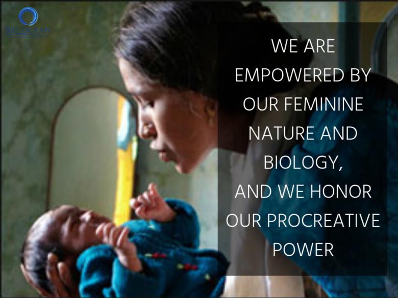Feminine Nature and Biology